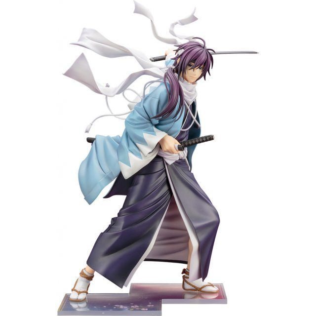ARTFX J Hakuouki Shinkai 1/8 Scale Pre-Painted Figure: Saitou Hajime