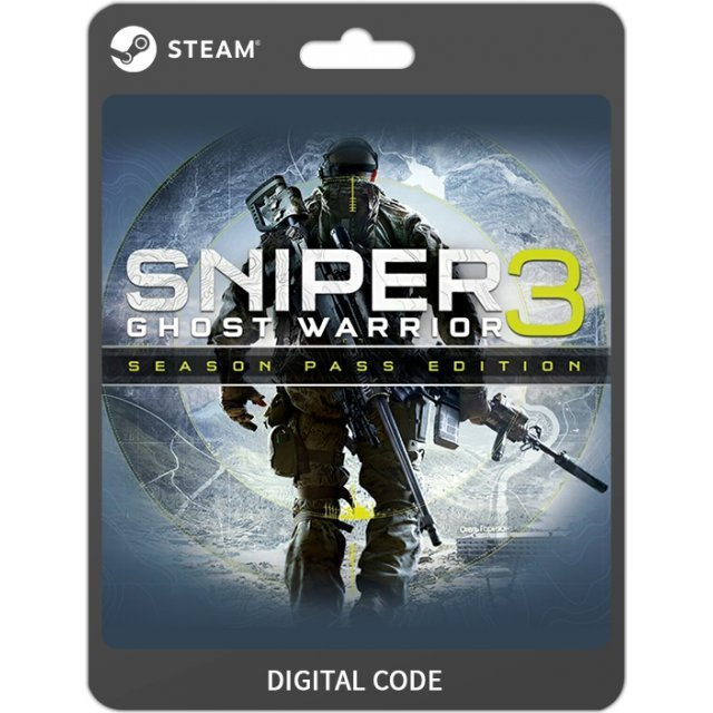 Sniper: Ghost Warrior 3 [Season Pass Edition]