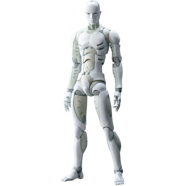 TOA Heavy Industries Series 1/12 Scale Action Figure: Synthetic Human (3rd Production)