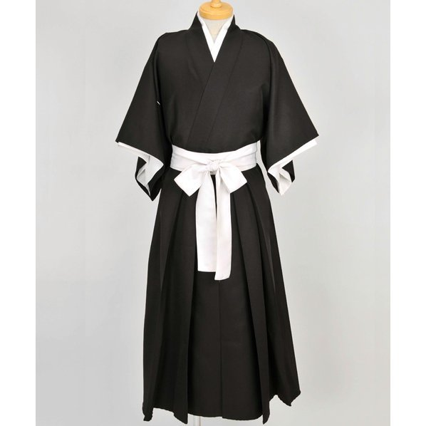 Trantrip: Bleach God Of Death Uniform Size (M Size)