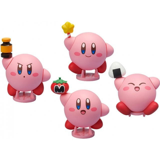 Corocoroid Kirby Collectible Figures (Set of 6 pieces)