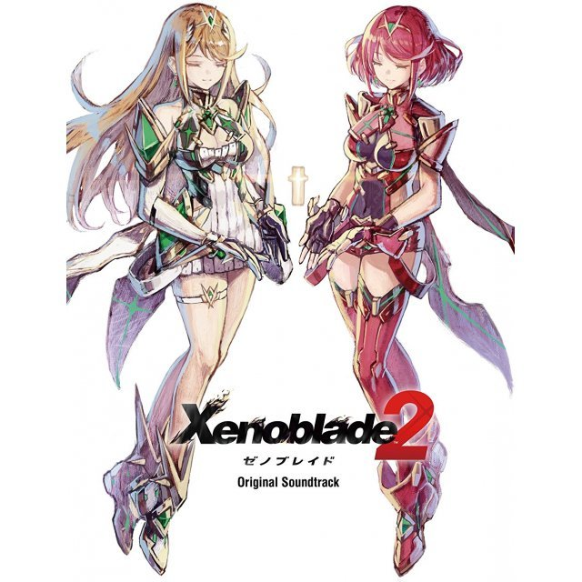 Xenoblade Chronicles 2 Original Soundtrack