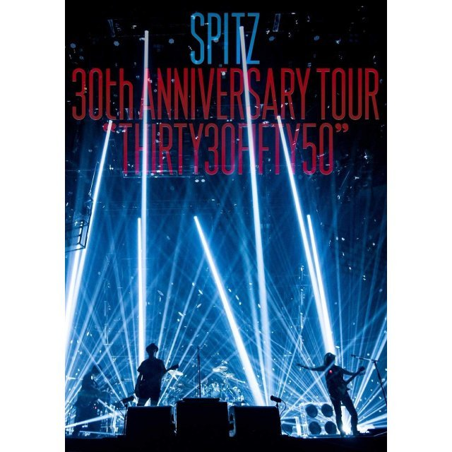 Spitz 30th Anniversary Tour - Thirty30Fifty50 [2DVD+2CD Limited Edition]