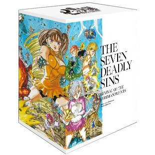 The Seven Deadly Sins: Revival Of The Commandments 1 [DVD+CD Limited Edition]