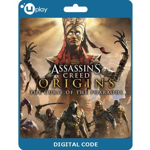 Assassin's Creed Origins - The Curse of the Pharaohs [DLC] (Uplay)
