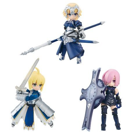 Desktop Army Fate/Grand Order (Set of 3 pieces) (Re-run)