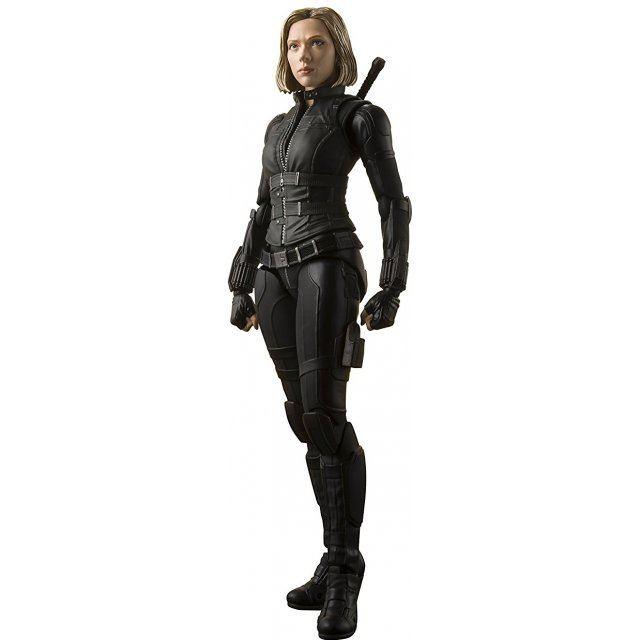 S.H.Figuarts Avengers Infinity War: Black Widow