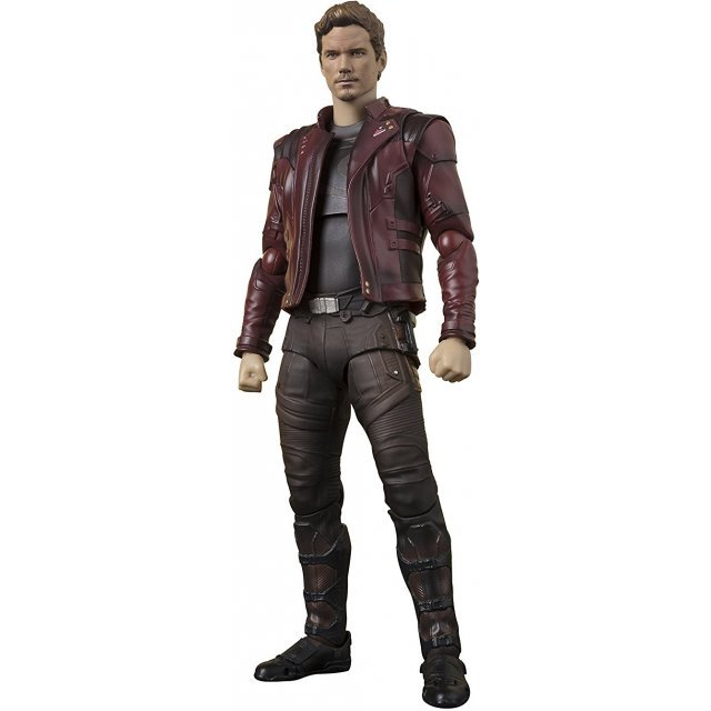 S.H.Figuarts Avengers Infinity War: Star-Lord