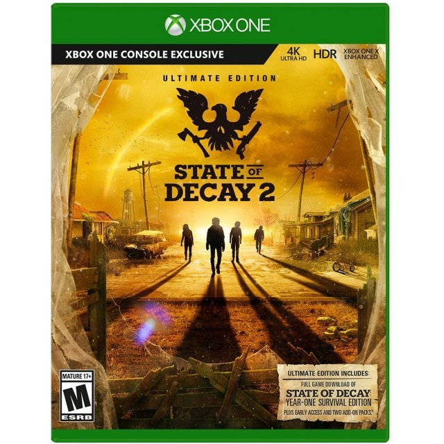 State of Decay 2 [Ultimate Edition]