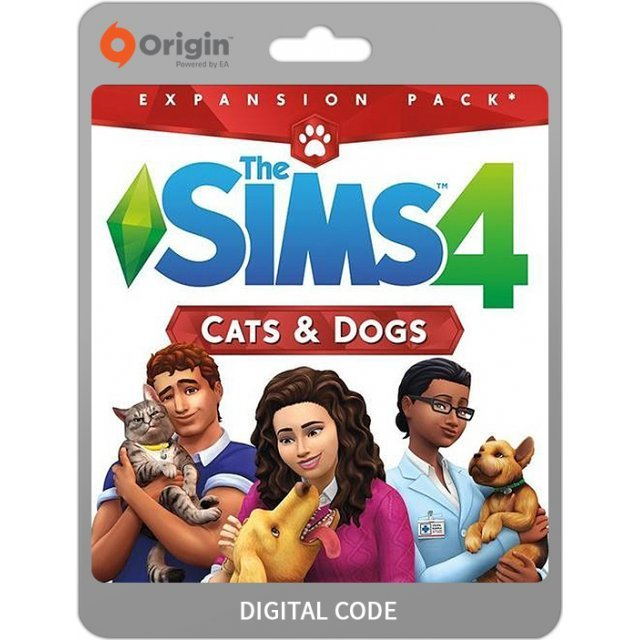 The Sims 4 + Cats & Dogs - Bundle