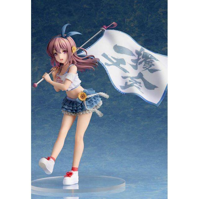 Girlish Number 1/8 Scale Figure: Chitose Karasuma (Animaru! Limited Ver.)