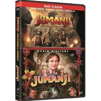 Jumanji: Welcome to the Jungle / Jumanji (2-Disc)