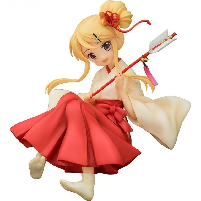 Kiniro Mosaic Pretty Days 1/8 Scale Pre-Painted Figure: Karen Kujo Priestess Style