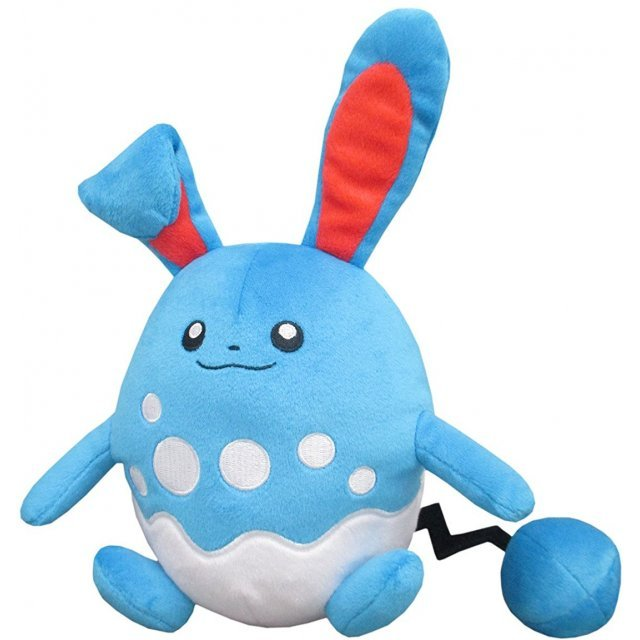 Pocket Monsters All Star Collection Plush: Marill (S)