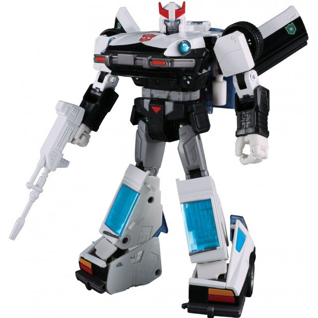 Transformers Masterpiece MP17+: Prowl