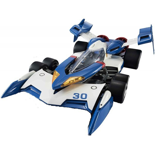 Variable Action Hi-Spec Future GPX Cyber Formula 1/18 Scale Figure: Super Asurada 01