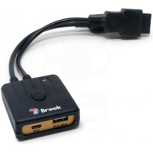 Brook Wingman SD to Dreamcast Converter