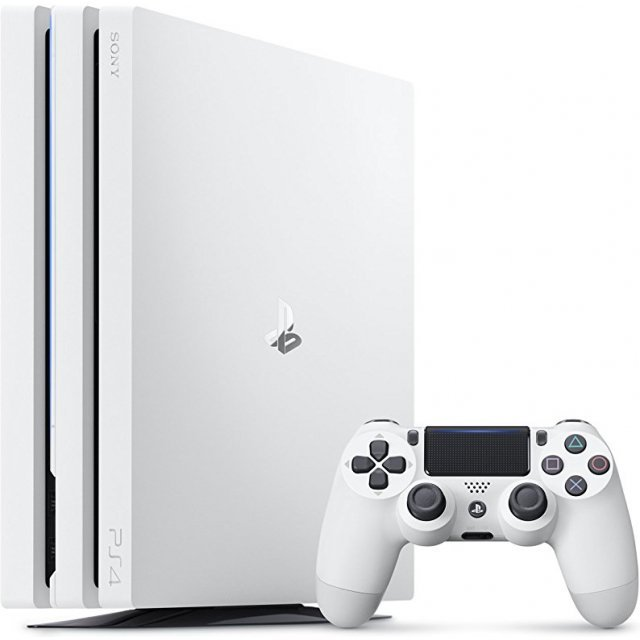 PlayStation 4 Pro CUH-7100 Series 1TB HDD (Glacier White)