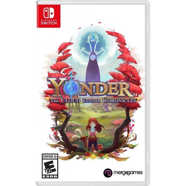 Yonder Cloud Catcher Chronicles