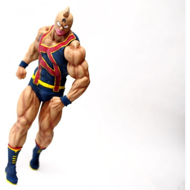 CCP Muscular Collection No. EX Kinnikuman: Kinnikuman Kin Suit 2.0 Special Color B