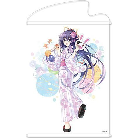 Date A Live Original Edition B2 Wall Scroll: Yatogami Tohka Yukata Ver.