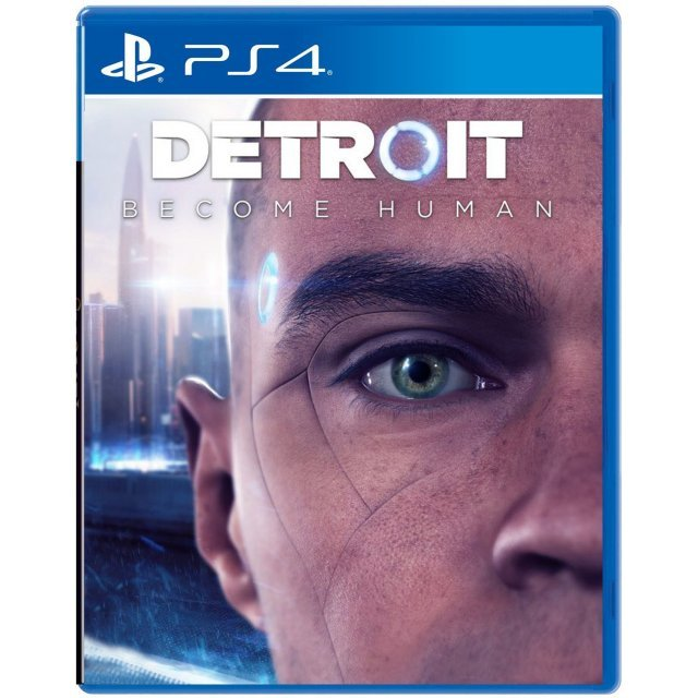 Detroit: Become Human (Chinese & English Subs)