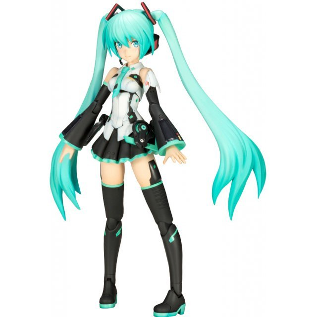 Frame Arms Girl: Frame Music Girl Hatsune Miku (Re-run)