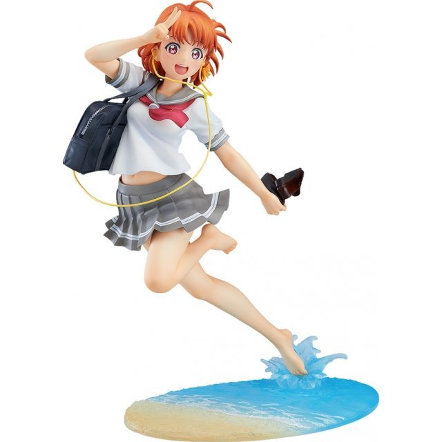 Love Live! Sunshine!! 1/7 Scale Pre-Painted Figure: Chika Takami Blu-ray Jacket Ver.