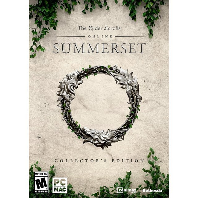 The Elder Scrolls Online: Summerset [Collector's Edition] (DVD-ROM)