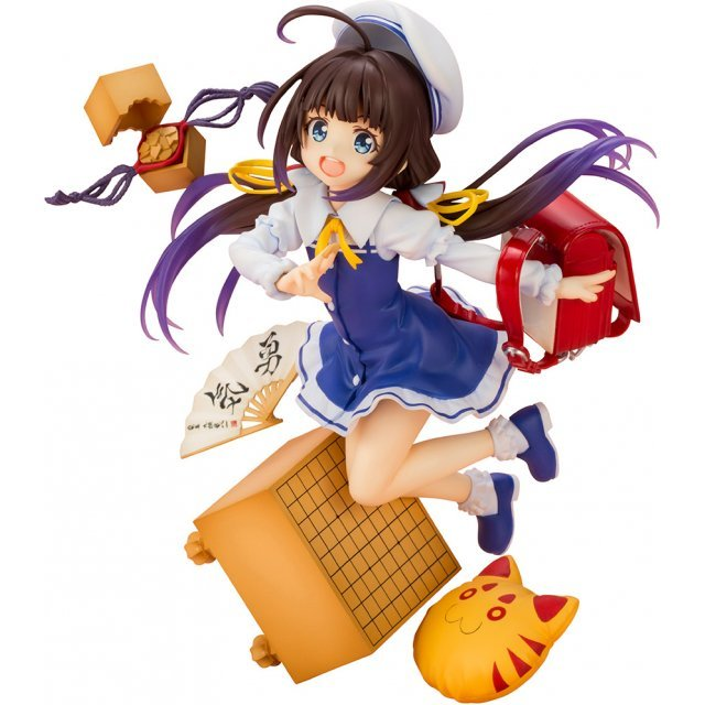 The Ryuo's Work is Never Done! 1/7 Scale Pre-Painted Figure: Ai Hinatsuru