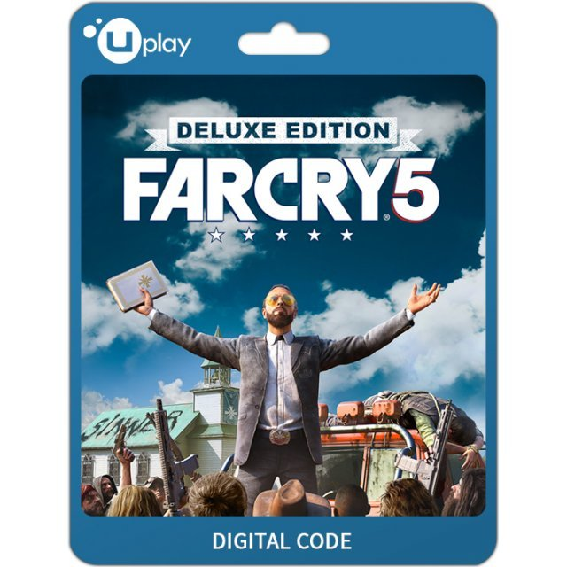 Far Cry 5 [Deluxe Edition]