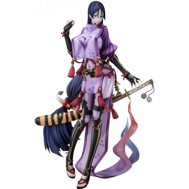 Fate/Grand Order 1/7 Scale Pre-Painted Figure: Berserker / Minamoto no Raikou