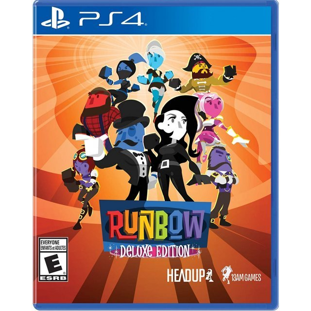 Runbow [Deluxe Edition]