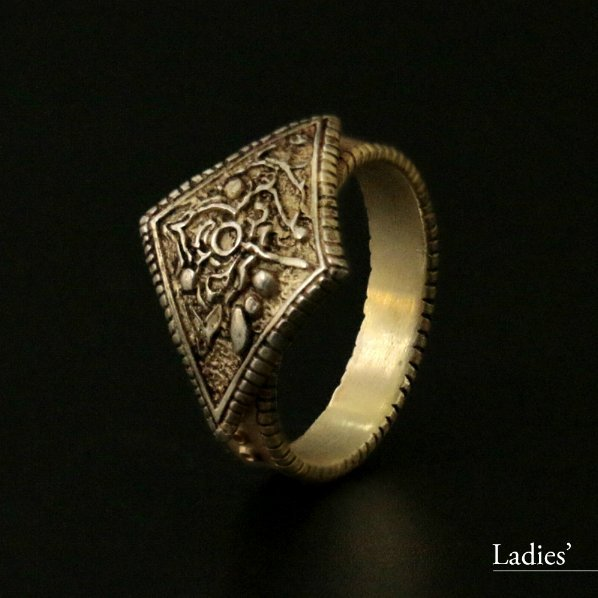 Dark Souls × TORCH TORCH / Ring Collection: Ladies Ring Of Favor (XL Size)