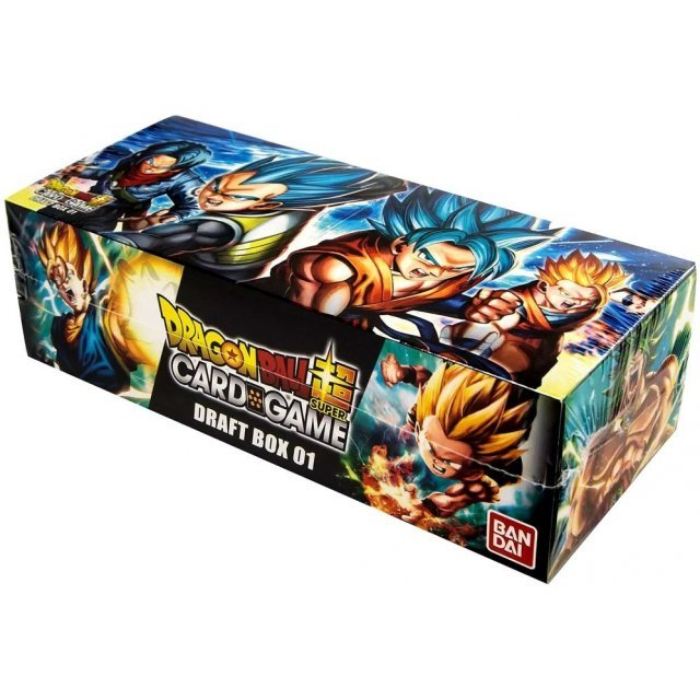 Dragon Ball Super Card Game Draft Box 01