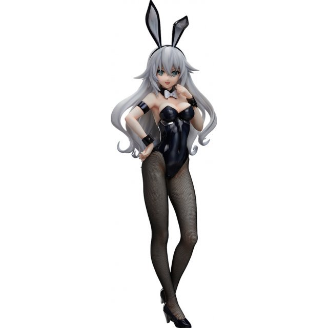 Hyperdimension Neptunia 1/4 Scale Pre-Painted Figure: Black Heart Bunny Ver.