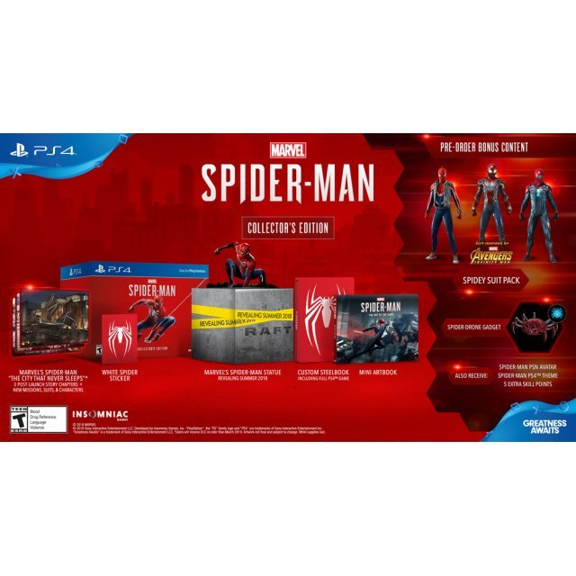 Spider-Man [Collector's Edition]