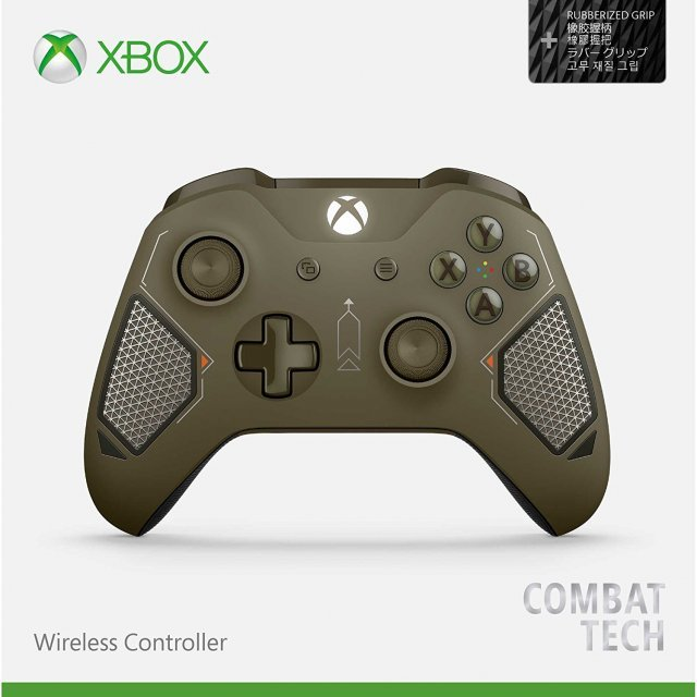 Xbox Wireless Controller (Combat Tech)
