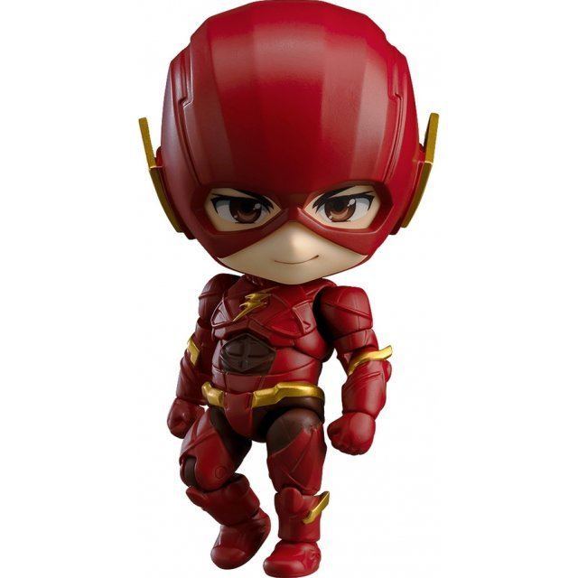 Nendoroid No. 917 Justice League: Flash Justice League Edition