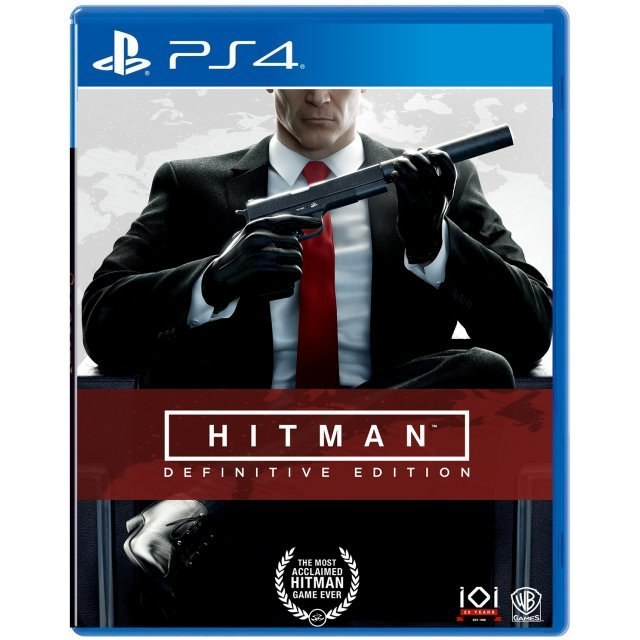 Hitman: Definitive Edition [Steelbook Edition] (English Subs)