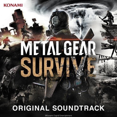 Metal Gear Survive Original Soundtrack