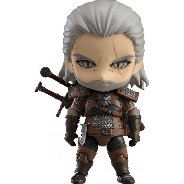 The Witcher: Geralt