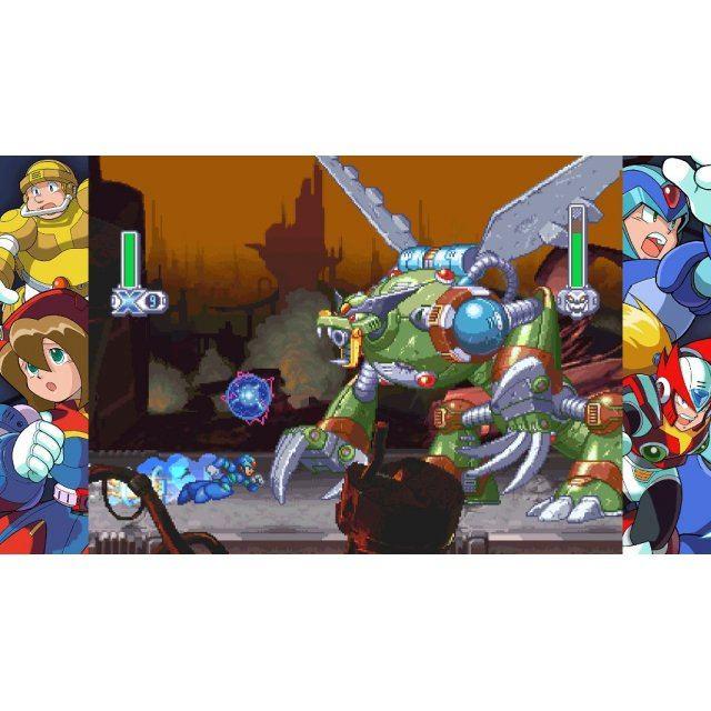 Mega man anniversary collection gamecube iso download | Mega