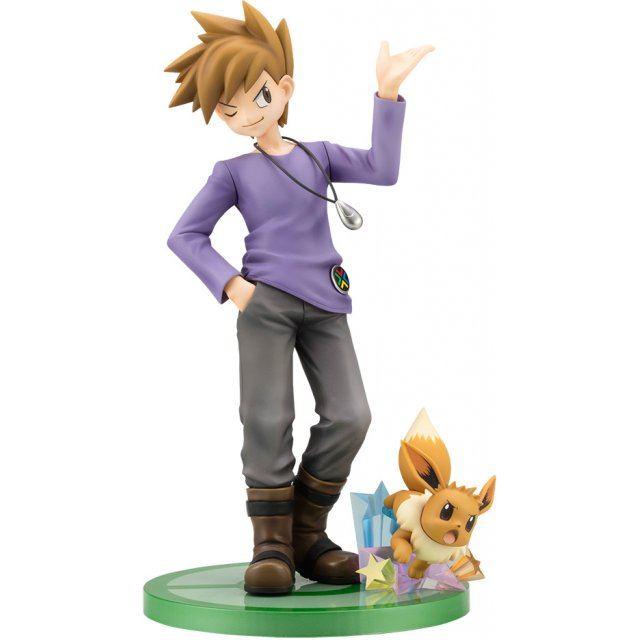 ARTFX J Pokemon Series 1/8 Scale Pre-Painted Figure: Green with Eevee