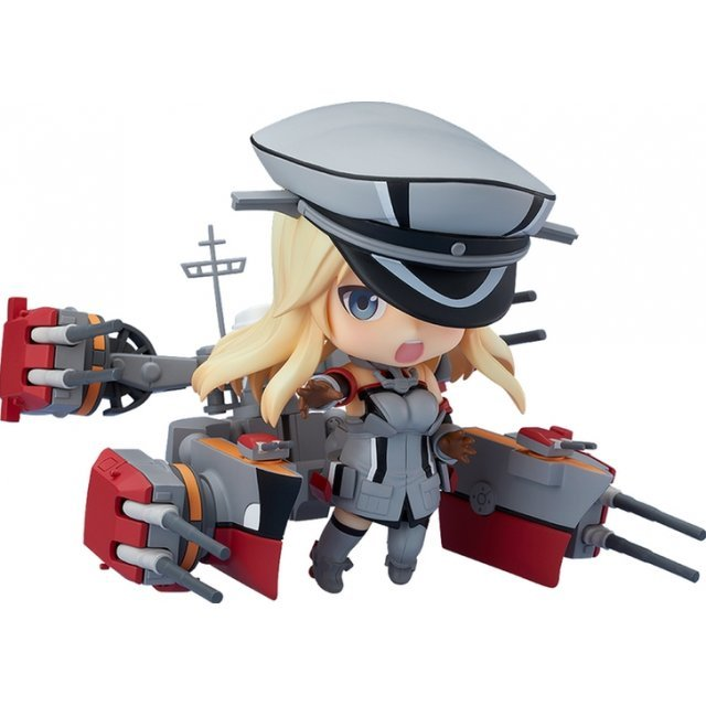 Nendoroid No. 922 Kantai Collection -KanColle-: Bismarck Kai [Good Smile Company Online Shop Limited Ver.]
