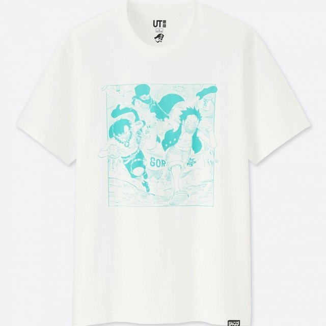 UT Jump 50th Anniversary - One Piece Men's T-shirt (L Size)