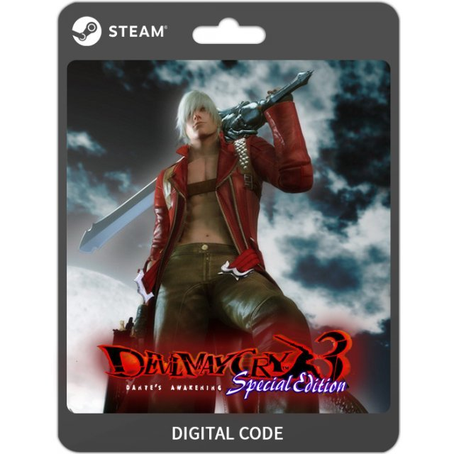 Devil May Cry® 3 Special Edition on Steam
