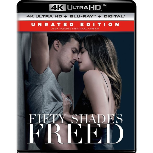 Fifty Shades Freed (Unrated Edition) [4K Ultra HD Blu-ray]