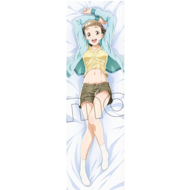 A Place Further Than The Universe Dakimakura Cover: Mari Tamaki