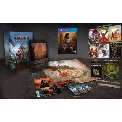 Conan Exiles [Limited Collector's Edition] (Multi-Language)